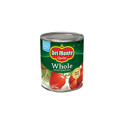 Del Monte® Whole Peeled Tomatoes
