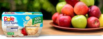 Dole Diced Apples in 100% Fruit Juice