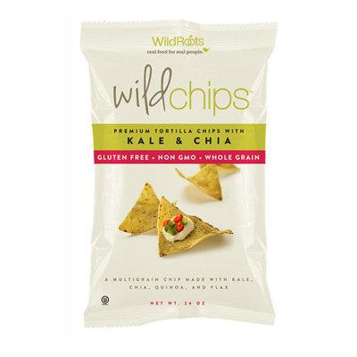 WildRoots Kale & Chia WildChips WildChips