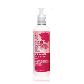 THE BODY SHOP® Wild Rose Caring Hand Wash