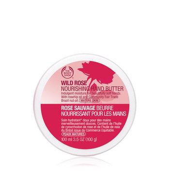 THE BODY SHOP® Wild Rose Nourishing Hand Butter
