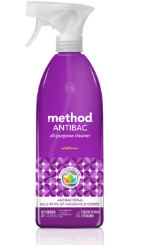 Method Antibacterial All-Purpose Cleaner Wildflower