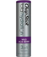 ChapStick® Total Hydration 3 in 1 Wild Acai Berry