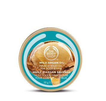 THE BODY SHOP® Wild Argan Oil Miracle Solid Oil