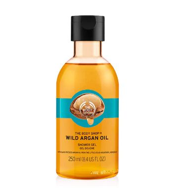 THE BODY SHOP® Wild Argan Oil Shower Gel
