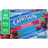 Capri Sun® Wild Cherry Juice Drink