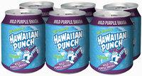 Hawaiian Punch Wild Purple Smash Fruit Drink In Can