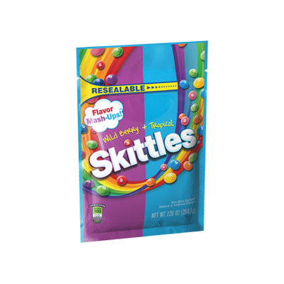 Skittles® Flavor Mash-up Wild Berry & Tropical