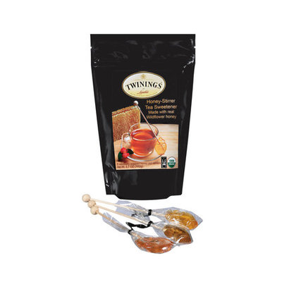 TWININGS® OF London Honey-Stirrer Tea Sweetener Made W/ Real Wildflower Honey