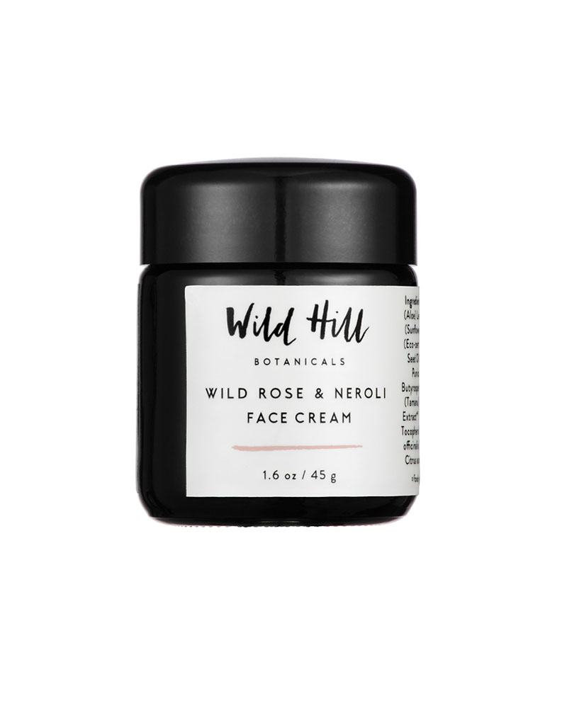 Wild Hill Wild Rose & Neroli Face Cream