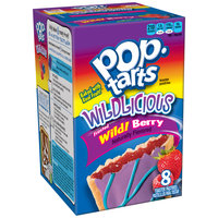 Kellogg's Pop-Tarts Wildlicious Frosted Wild Berry Toasted Pastries