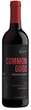 Newman's Own Red Blend Wine