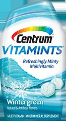 Centrum® VitaMints® Wintergreen