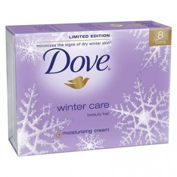 Dove Winter Care Beauty Bar