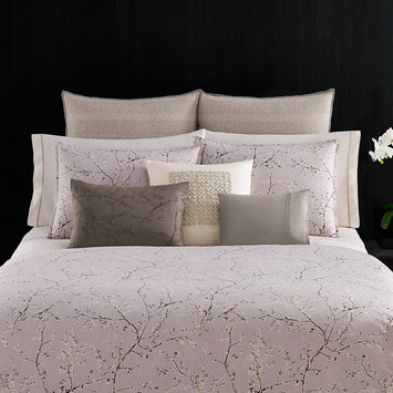 King Duvet Cover (Vera Wang Winter Blossoms)