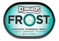 Hershey's Ice Breakers Frost Wintercool Mints
