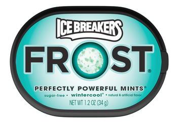 Hershey's Ice Breakers Frost Wintercool Mints