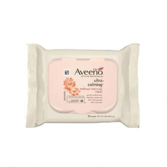 Aveeno® Ultra-calming Makeup Removing Wipes