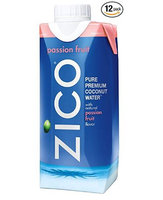 ZICO® Coconut Water With Natural Passion Fruit Flavor