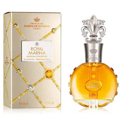 Marina De Bourbon Royal Marina Diamond Princesse Perfume 3.4 Oz Edp For Women - MARDB34SW