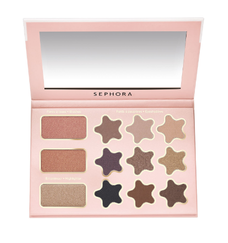 SEPHORA COLLECTION Wonderful Stars - Face & Eye Palette