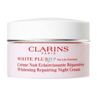 Clarins White Plus HP Whitening Repairing Night Cream