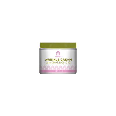 Piping Rock Wrinkle Cream with DMAE & Co-Q-10 4 oz
