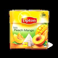 Lipton Pyramid Tea Peach Mango