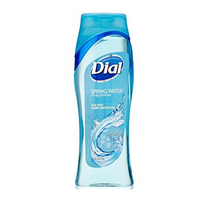 Dial® Spring Water Antibacterial Body Wash