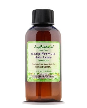 Just Natural Products Psoriasis Scalp Formula Hair Loss