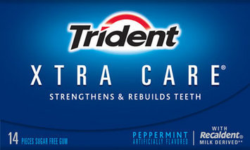 Trident Xtra Care Peppermint