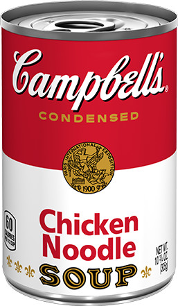 Campbell's® Chicken Noodle Condensed Soup