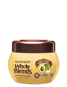 Garnier Whole Blends™ Nourishing Mask With Avocado Oil & Shea Butter Extracts