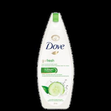 Dove Go Fresh Cool Moisture Cucumber & Green Tea Body Wash