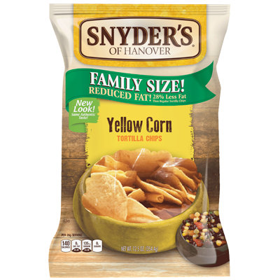 Snyder's Of Hanover Yellow Tortilla Chips