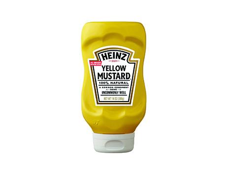 Heinz® Yellow Mustard