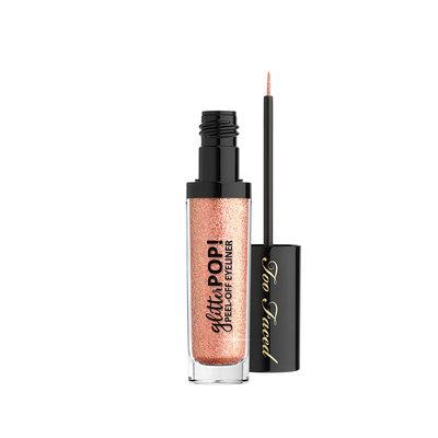 Too Faced Glitter Pop Peel-Off Eyeliner