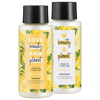 Love Beauty And Planet Coconut Oil & Ylang Ylang Hope And Repair Shampoo & Conditioner