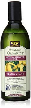 Avalon Organics Ylang Ylang Bath and Shower Gel