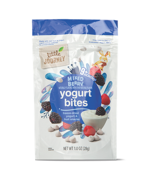 Little Journey Yogurt Bites