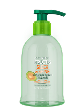 Garnier Fructis Sleek & Shine Anti-frizz Serum