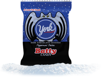 York Peppermint Patties Batty