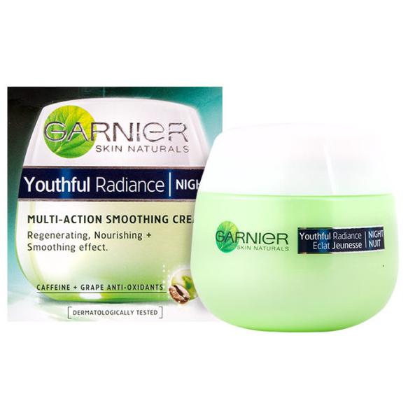 Garnier Youthful Radiance Night Cream