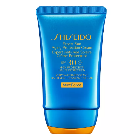 Shiseido WetForce Expert Sun Aging Protection Cream SPF 30
