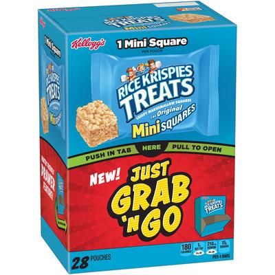 Kellogg's® Rice Krispies Treats® Mini-Squares