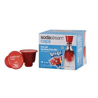 SodaStream SodaCaps Kool-Aid Sparkling Drink Mix Sampler Pack