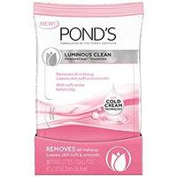 POND's Luminous Clean™ Moistureclean™ Towelettes