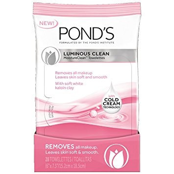 POND's Luminous Clean™ Moistureclean™ Towelettes