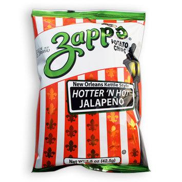 Zapp's Potato Chips - Hotter 'N Hot Jalapeno - 1.5 oz bag