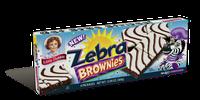 Little Debbie® Zebra Brownies